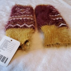 Free People Fingerless gloves